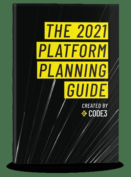 2021 Platform Planning Guide Cover